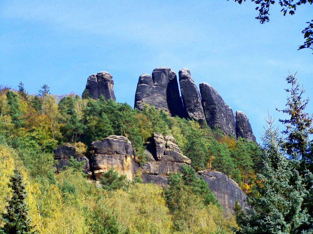 Schrammsteingebiet